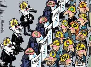 capitalismo, opresión