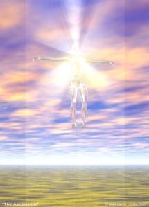 ascension al cielo