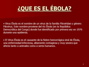 Ébola 5