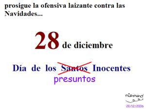 inocentes 8